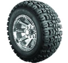 "E-Z-GO 23"" Terra Trac With 12"" Diamond Wheel"