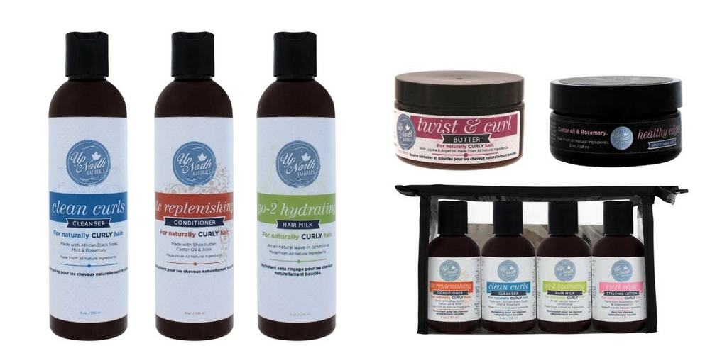 upnorth naturals products butter me up and trio