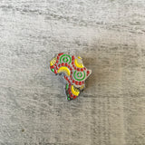 Motherland (Africa) pin