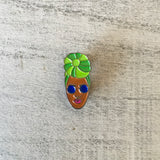 Turbanista pin