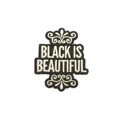 Black Is Beautiful patch