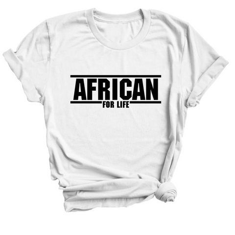 African for Life | Unisex T-Shirt