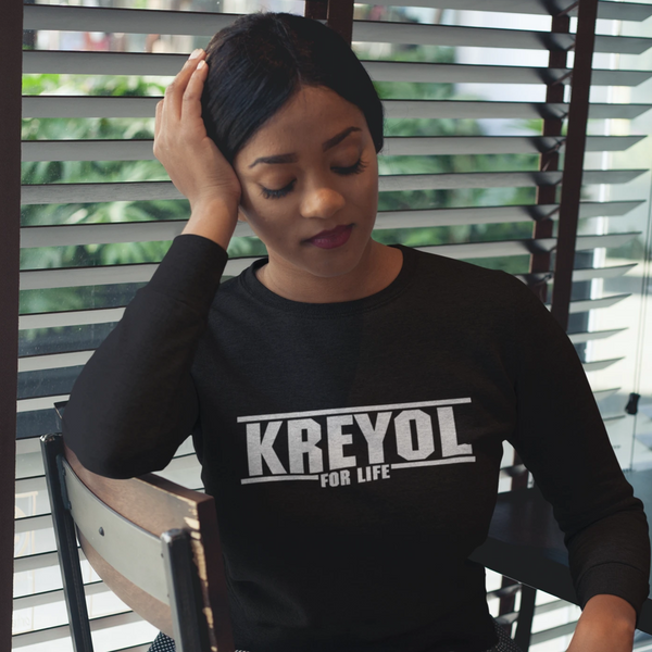 Kreyol for Life | Unisex Sweatshirt