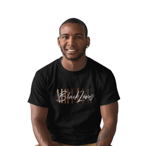Black Lives Matter | Unisex T-shirt | black