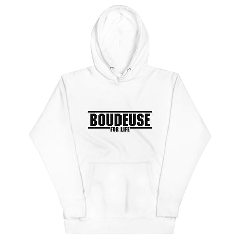 Boudeuse for Life | Hoodie