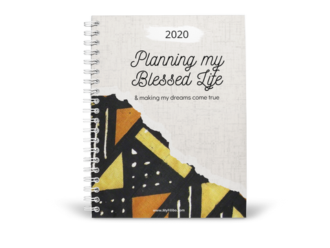 Planning my Blessed Life | Undated planner | Planner