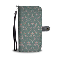 Wallet Phone Case -  Vintage Versatile