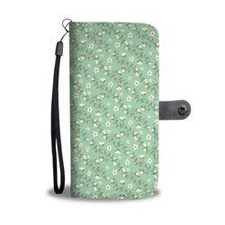 Floral Wallet Phone Case - Wonderlust
