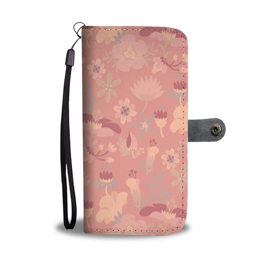 Floral Wallet Phone Case - New Nova