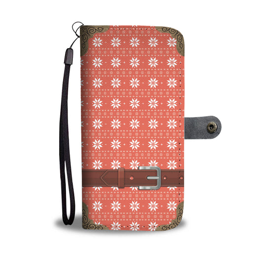 Christmas Wallet Phone Case - Eve