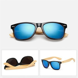 Signature Wooden Sunglasses