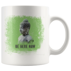 Mindfulness Mug - Be here now