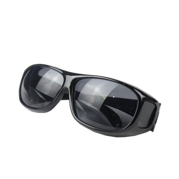 Day Driving (Black) - Wraparound Glasses