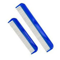 "Hair Doctor Vanity Comb Set -5"" and 7"" prevents hair loss and damage"