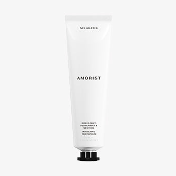 Amorist Toothpaste | Green Mint, Peppermint & Menthol | 75ml