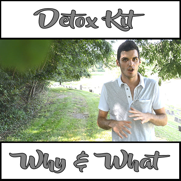 Detox Kit - Why & What