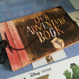 "Our Adventure Book (Inspired by the movie ""Up"")"