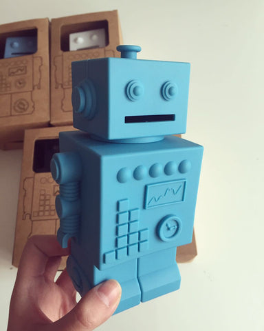 Feed The Robot Money Bank
