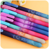 6 Pack Starry Galaxy Pen