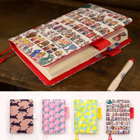 Cute Leather Cover Planners