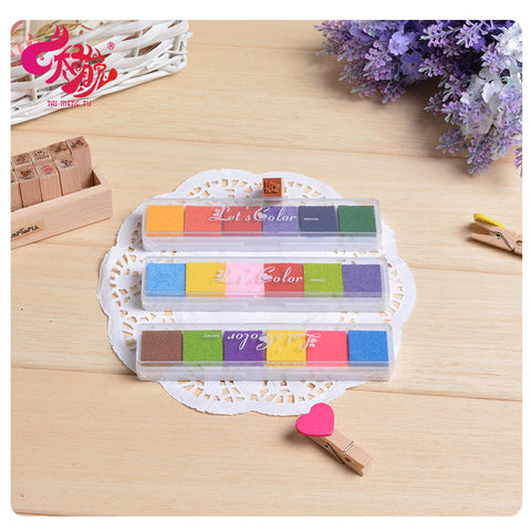 6 Color Ink Pad