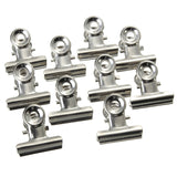 10 Pack Bulldog Clips