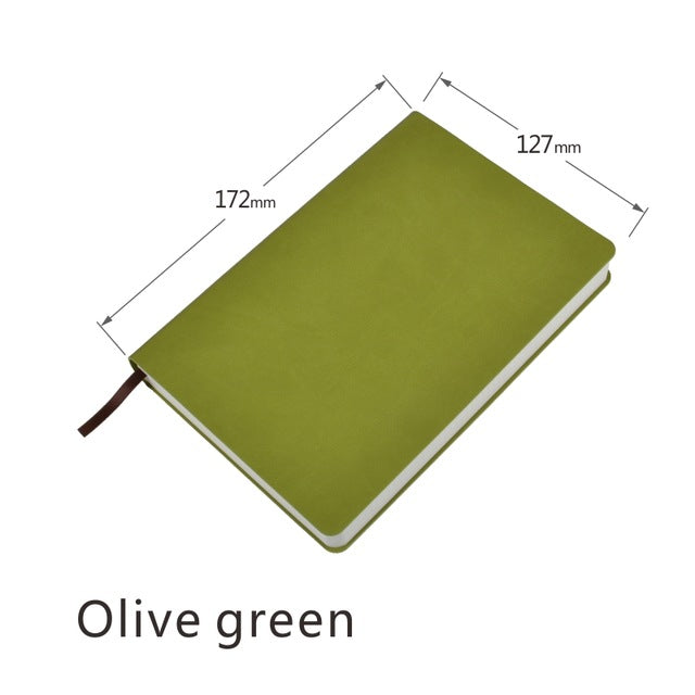 soft cover a5 grid paper notebook crumpled paper shop