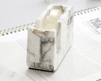 Marble Edition Tape Dispenser