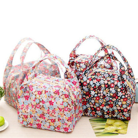 Floral Nostalgia Lunch Bags