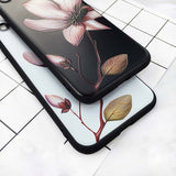 Elegant Flower Case