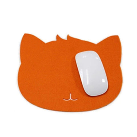 Cat Shaped Anti-Slip Mouse Pad