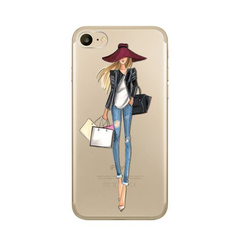 Shopaholic Fashionista Case