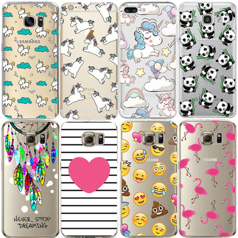 Colorful Soft Cases