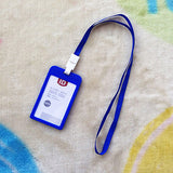 Candy Colors ID Badge Holders