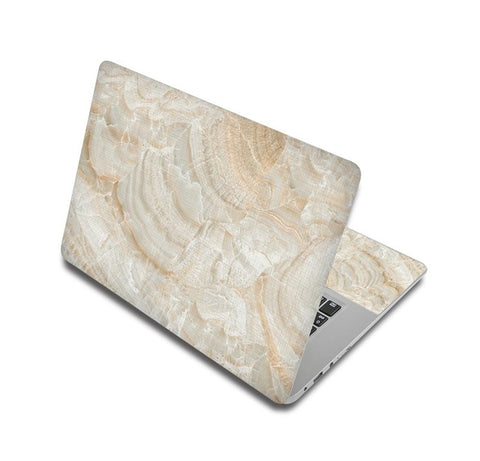 Marble Grain Laptop Skin