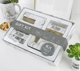 Marble Series Stationery Gift Set