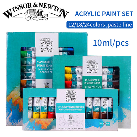 Acrylic Paint Sets 12/18/24 Colors