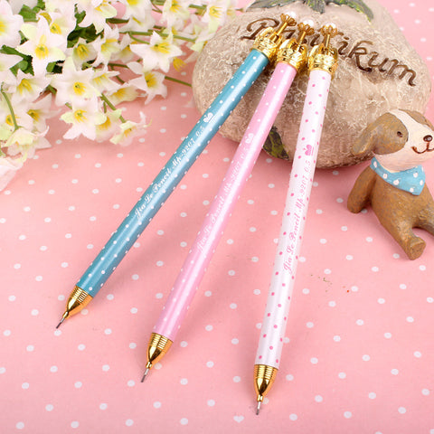 3 Pack Crown Mechanical Pencils