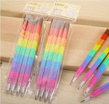 4 Pack Creative Bullet Pop-up Pencil