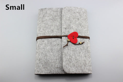 Tied with Love Felt Album