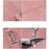 Stylish Leather Laptop Bag