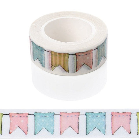 Banner Fun Washi Tape