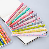 10 Pack Colored Gel Pens
