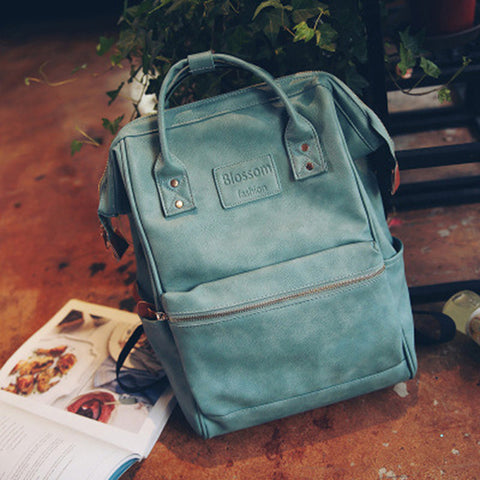 Tote Style Backpack