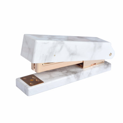 Marble Edition Gold Stapler