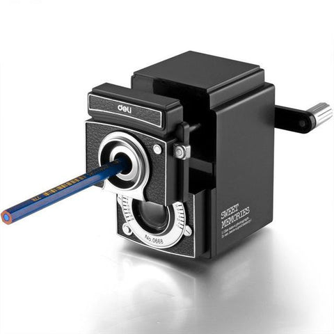 Retro Camera Sharpener
