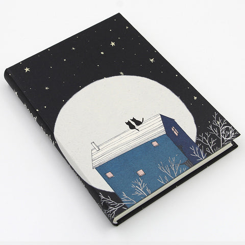 Goodnight Series A5 Blank Notebook
