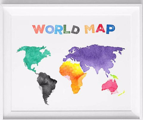 Color The World Painting