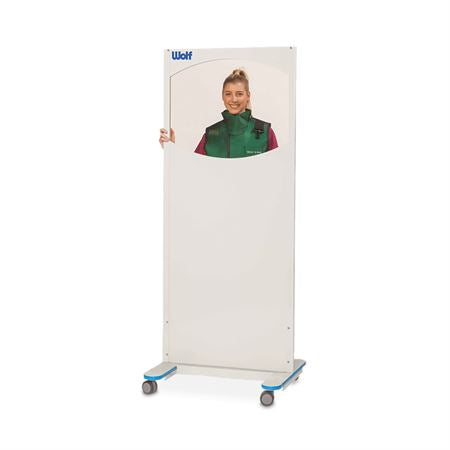 Lead Acrylic Mobile X-Ray Barriers