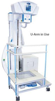 Step Platform for U-Arm System
